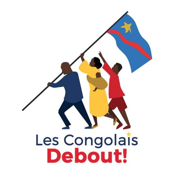 Les Congolais Debout! © SPOA – Georges Jabbour / Sofiane Who Knocks